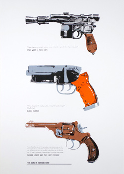 Guns Of Harrison Ford